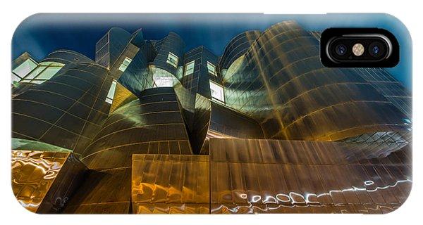 Gehry iPhone Case - Weisman Art Museum by Mark Goodman