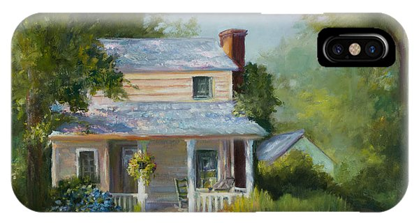 Welcome Phone Case by Jane Woodward