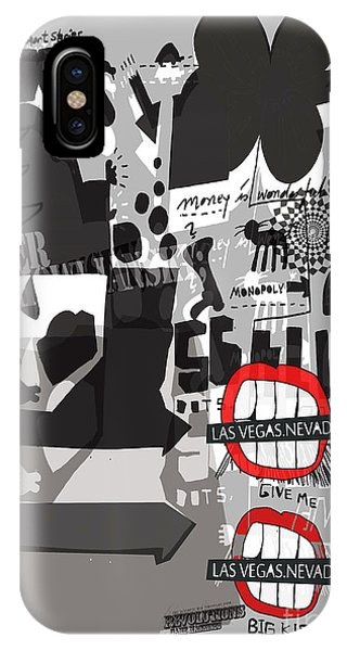 Welcome To Las Vegas Nevada    Fine Art Print  Phone Case by Weiler WEILER