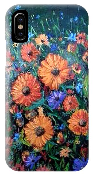 Welcoming The Dawn IPhone Case
