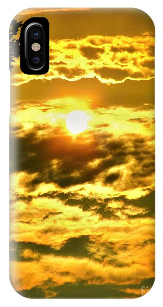 Well Good Morning Sunshine IPhone Case