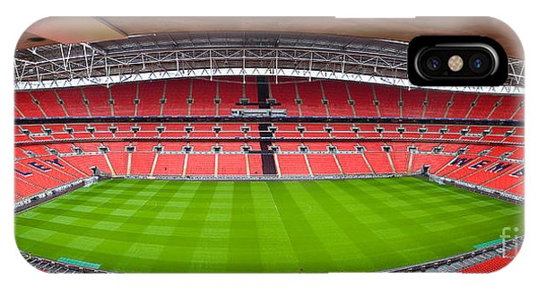 Wembely Stadium IPhone Case