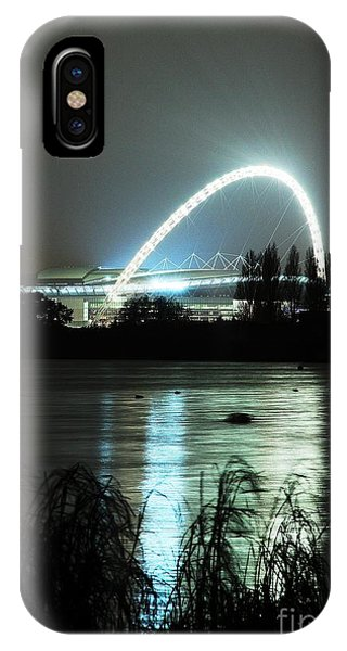 Wembley London IPhone Case