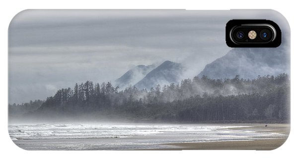 West Coast Mist IPhone Case