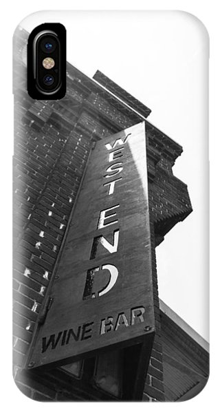 West End IPhone Case