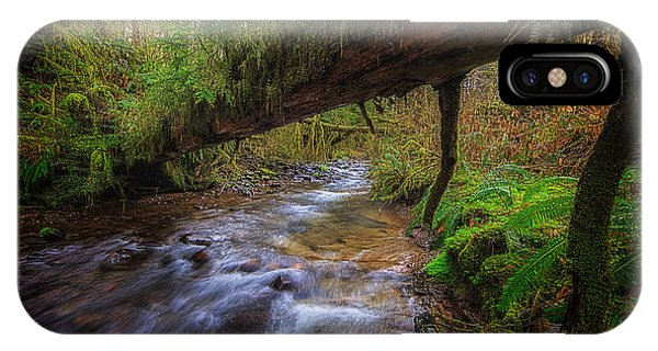 West Humbug Creek IPhone Case
