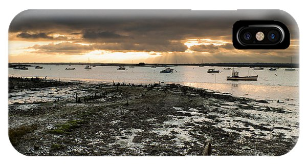West Mersea View IPhone Case