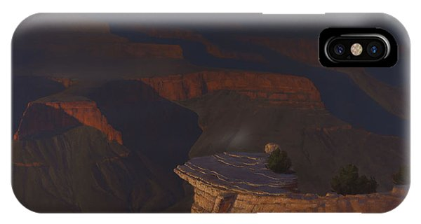 Arizona iPhone Case - West Moon Grand Canyon by Cody DeLong