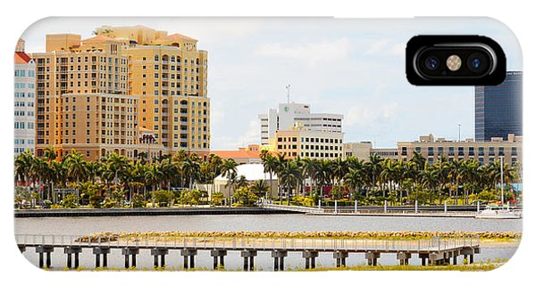 West Palm Beach IPhone Case