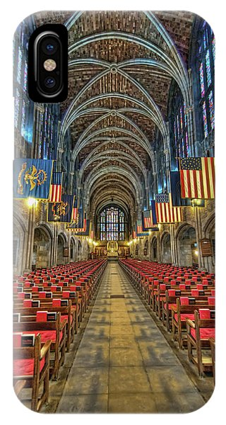 West Point Cadet Chapel IPhone Case