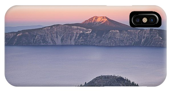 West Side Sunset IPhone Case