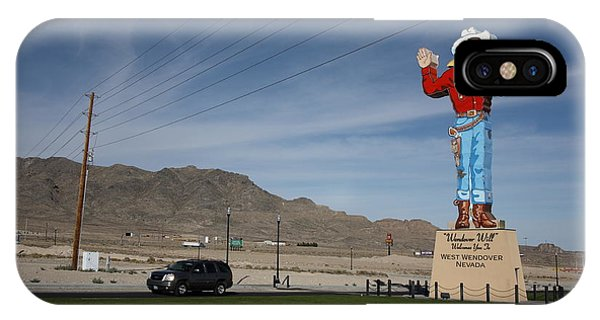 West Wendover Nevada IPhone Case