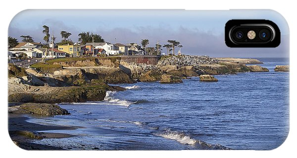 Westcliff Drive - Santa Cruz - California IPhone Case
