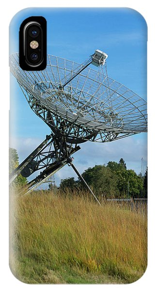 Synthesis iPhone Case - Westerbork Synthesis Radio Telescope by Ibm Research