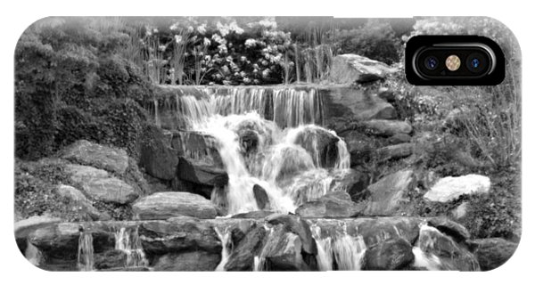 Western Carolina Waterfall IPhone Case