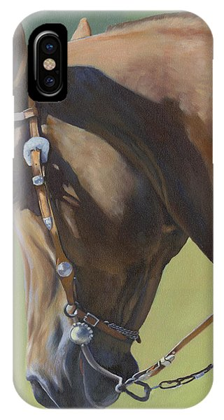 Western Elegance IPhone Case