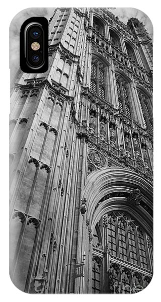 Westminter Abbey IPhone Case