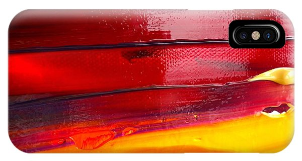 IPhone Case featuring the photograph Wet Paint 123 by Jacqueline Athmann
