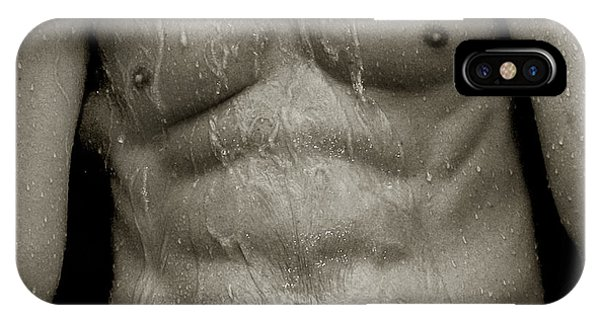 Wet Torso IPhone Case