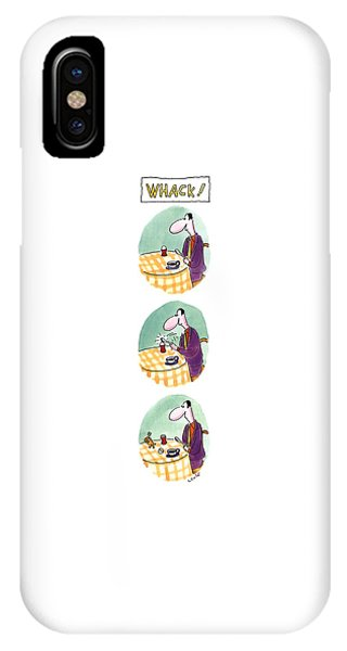 Whack! IPhone Case