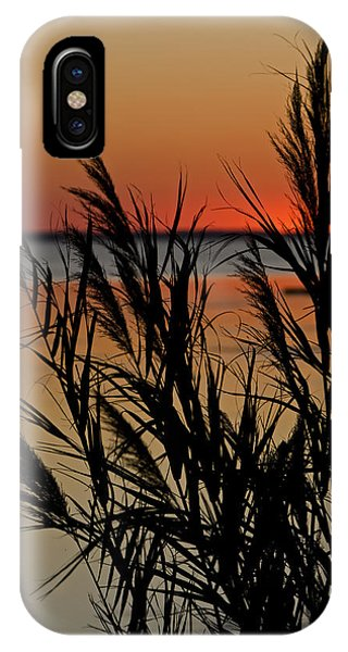 Whalehead Sunset Obx II IPhone Case