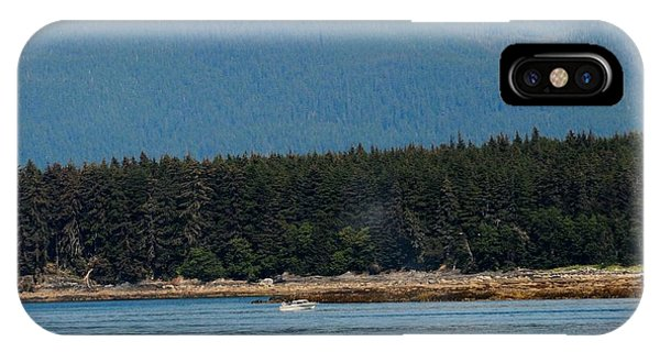 Whales In Alaska IPhone Case