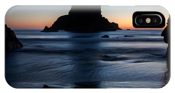 Whaleshead Beach Sunset IPhone Case
