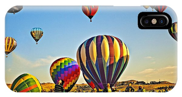 iPhone Case - What A Sight by Nancy Marie Ricketts