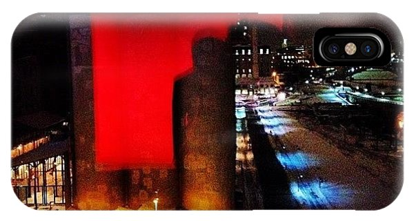 Holiday iPhone Case - A View From The Guthrie by Heidi Hermes