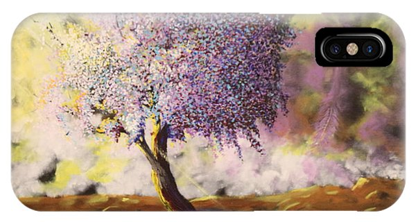 What Dreams May Come Spirit Tree IPhone Case
