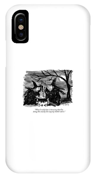 What I Really Hate Is Knowing That I'm Doing This IPhone Case