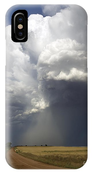 What Lies Ahead IPhone Case