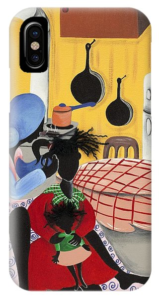 What's Cooking IPhone Case