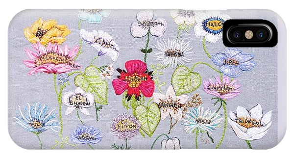 iPhone Case - What's In A Flower by Stephanie Callsen