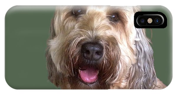 Wheaton Terrier IPhone Case