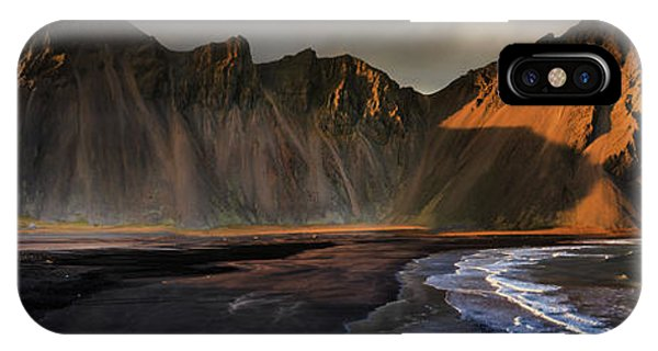 When The Light Comes IPhone Case