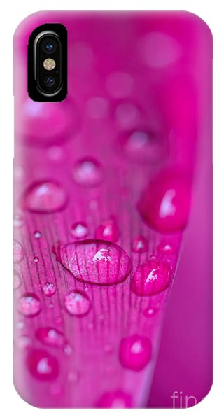 iPhone Case - When The Rain Comes by Jared Shomo