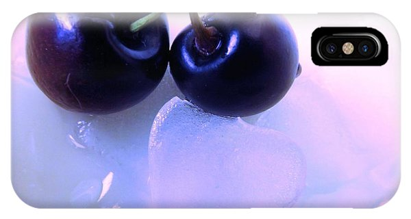 When Two Hearts Become One IPhone Case