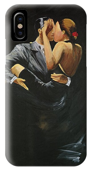 When We Tango IPhone Case
