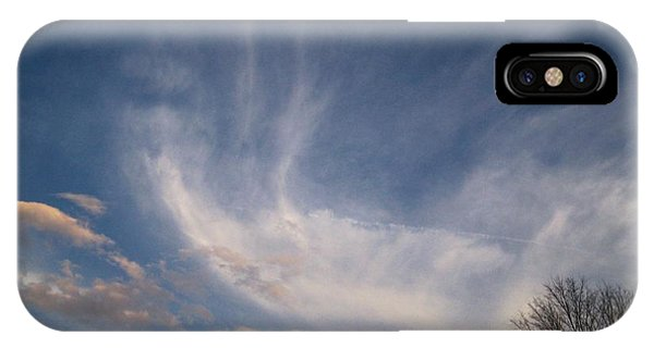 Where Does The Wind Come From IPhone Case