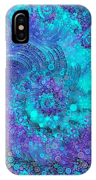 Where Mermaids Play IPhone Case