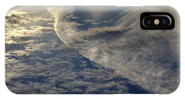 Where Sky And Ocean Meet IPhone Case