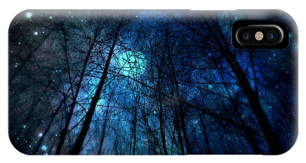 Where The Faeries Meet IPhone Case