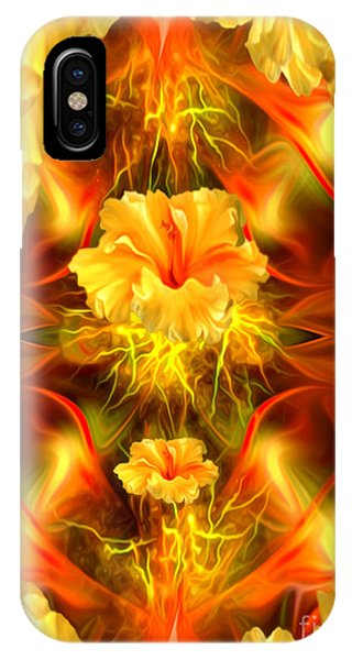 Where The Flowers Go To Pray IPhone Case