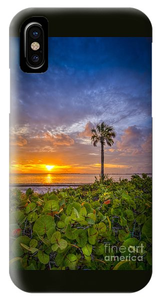 Where The Heart Is IPhone Case