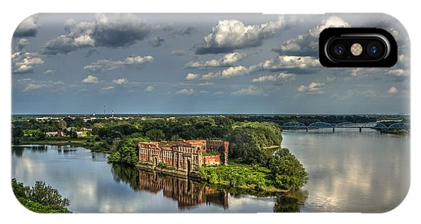 Where Two Rivers Meet IPhone Case