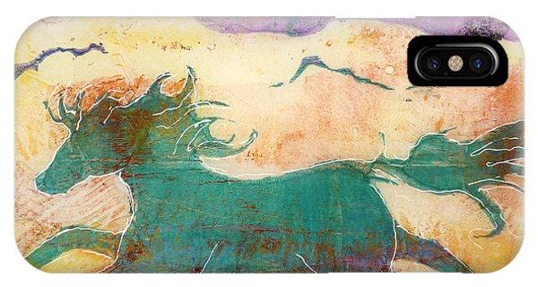 Where Wild Horses Roam IPhone Case