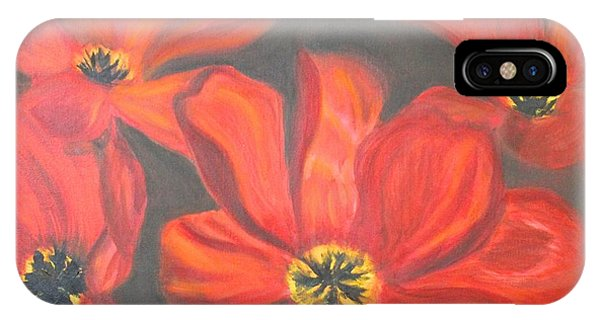 Whimsical Floral IPhone Case