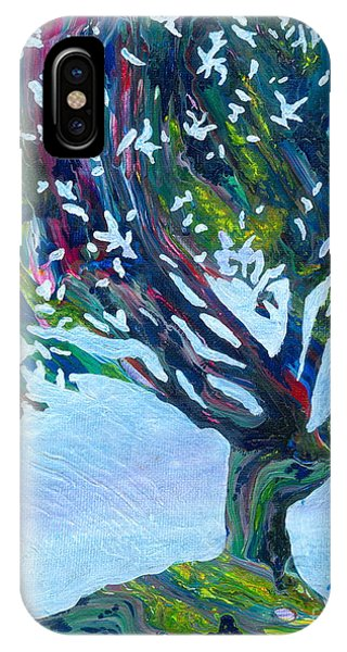 Whimsical Tree IPhone Case