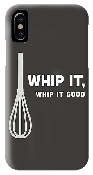 Kitchen iPhone Case - Whip It Good by Nancy Ingersoll
